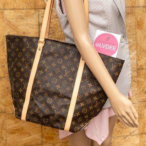Louis Vuitton Bags - LOUIS VUITTON Monogram Sac Shopping Like Neverfull